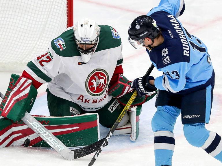 Report: Maple Leafs among teams eyeing KHL goalie Timur Bilyalov