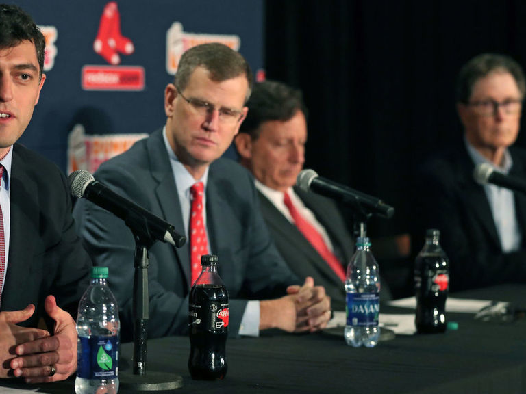 Report: Red Sox, Yankees, Cubs to pay luxury-tax penalties
