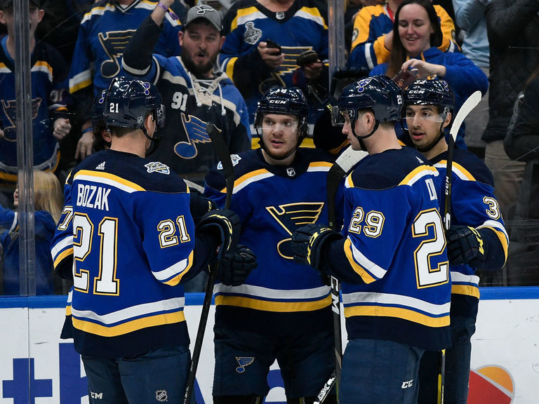 NHL Wednesday betting preview: Back the Blues to put on a show