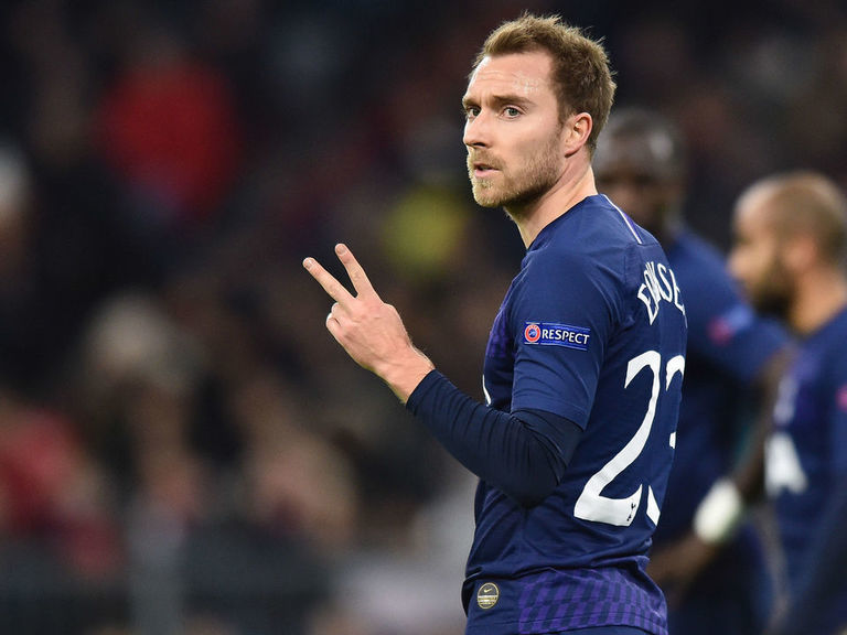Report: Inter agree to sign Eriksen from Spurs for €20M
