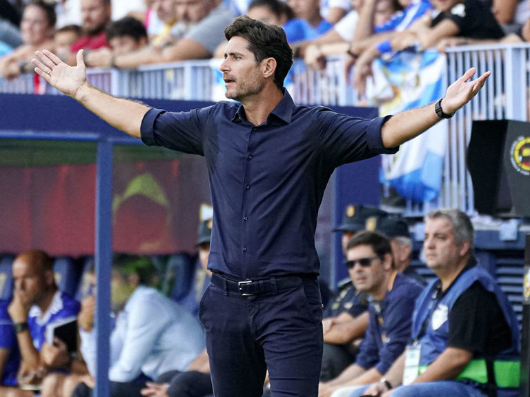 Malaga coach Victor Sanchez suspended after sex tape