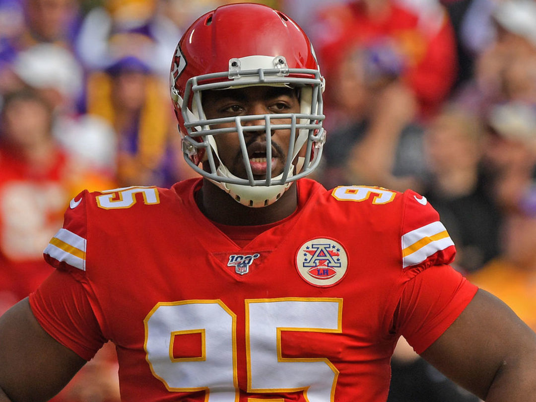 Report: Chiefs to franchise tag Chris Jones