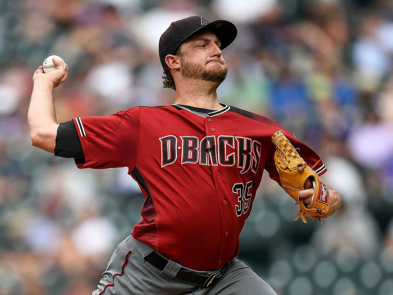 D-Backs trade Andriese to Angels