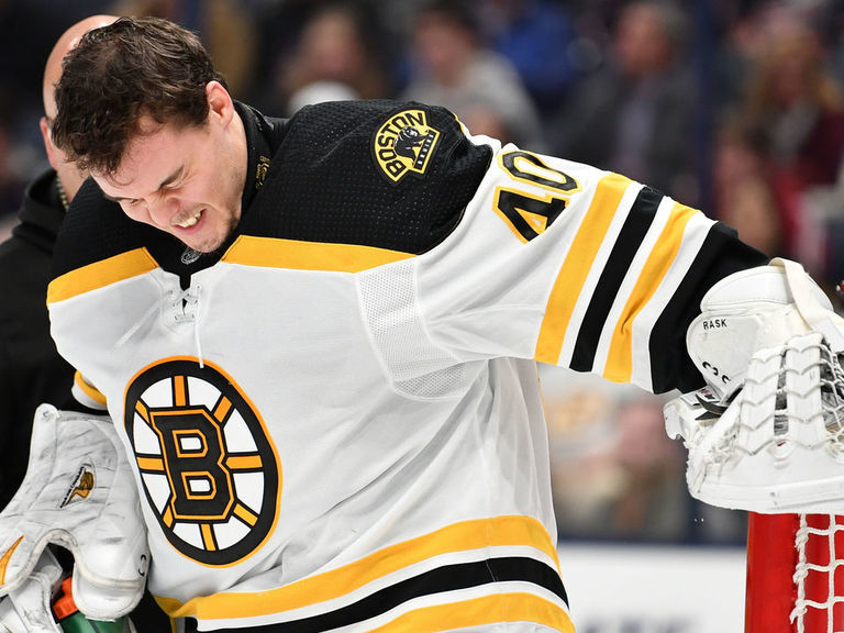 Rask suffers another concussion