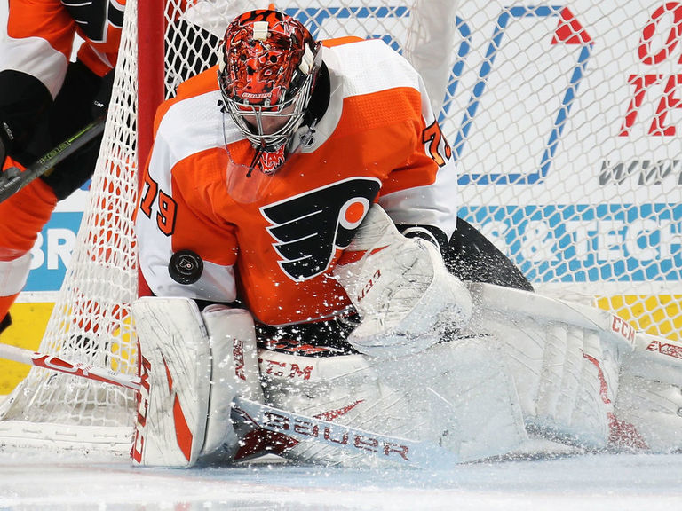 Flyers' Hart out 2-3 weeks with abdominal strain