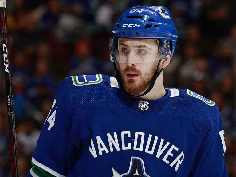 Canucks' Motte reveals battle with depression, wants to end stigma in