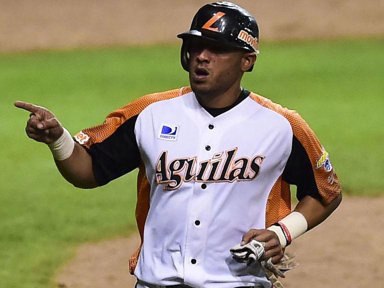 Romero banned 20 games for swinging bat at catcher in Venezuelan leagu