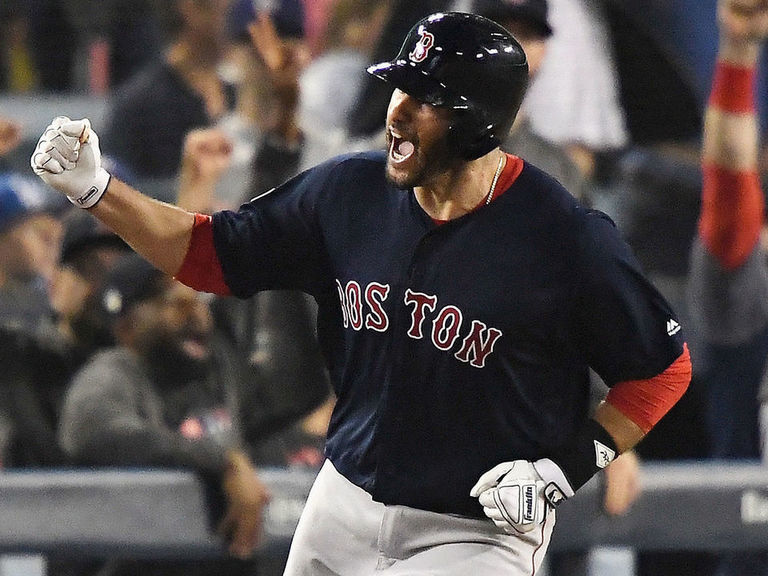 J.D. Martinez: Investigation will show 2018 Red Sox did nothing wrong