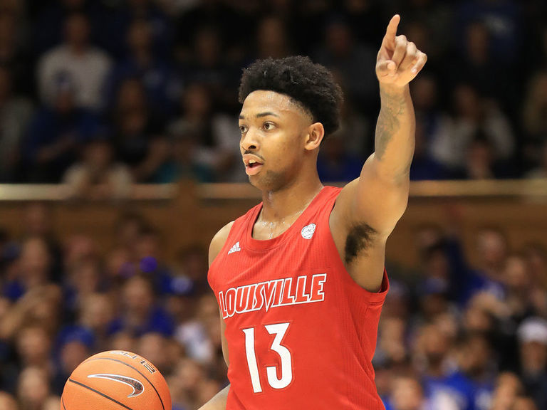 Johnson pours in 19 as Louisville stuns Duke at Cameron