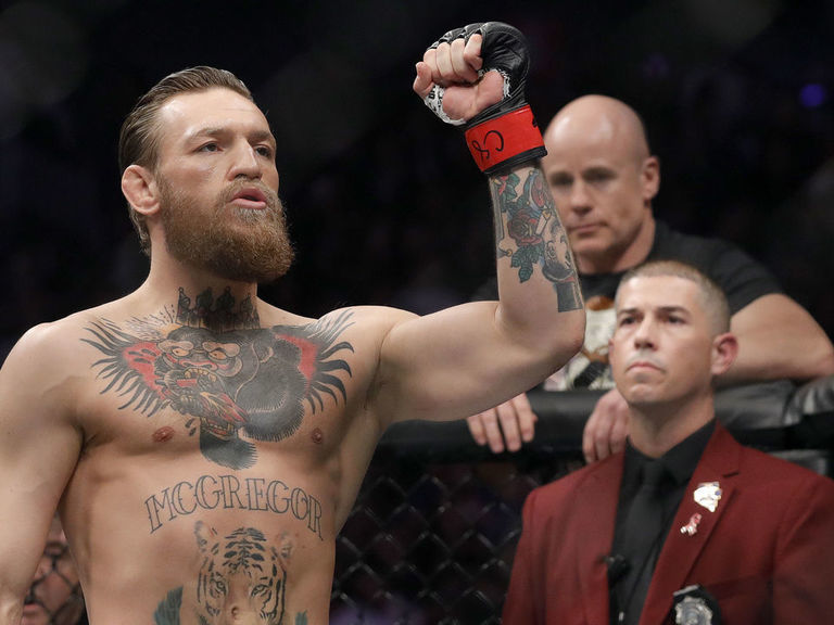 White 'blown away' by McGregor's UFC 246 performance