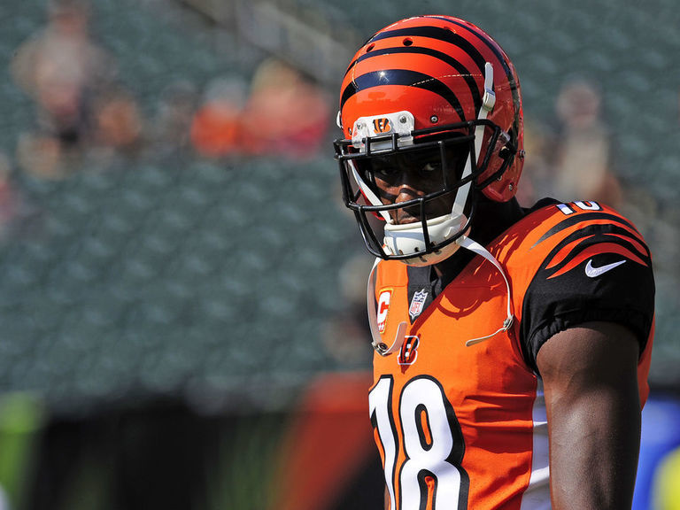 Bengals' Taylor 'expects' Green to be part of the team
