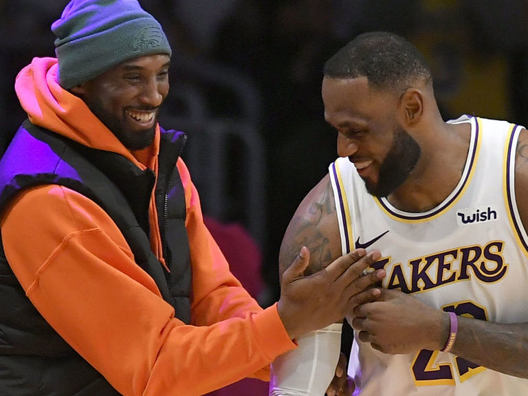 LeBron passes Kobe for 3rd on NBA's all-time points list