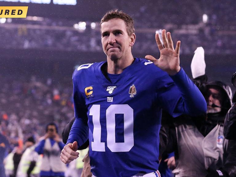Eli Manning never made any sense
