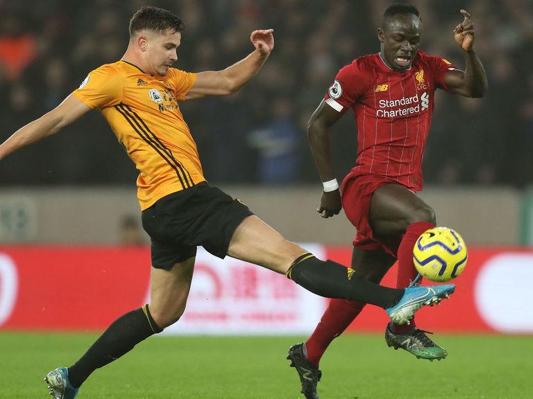 Klopp: Mane suffered hamstring injury against Wolves