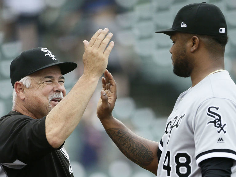 Renteria would be 'disappointed' if White Sox don't make postseason
