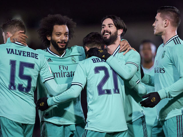 Copa Del Rey Draw Madrid Face Zaragoza Barcelona Meet Leganes In