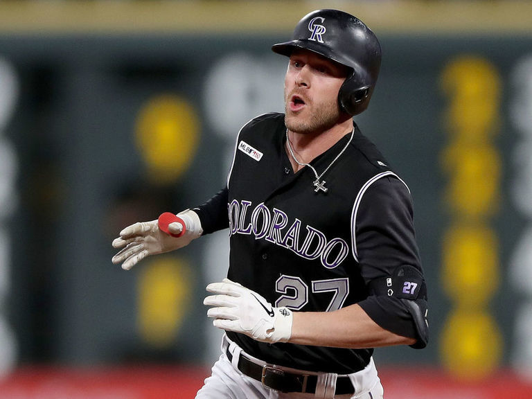 Report: Rockies, Story agree to 2-year, $27.5M contract