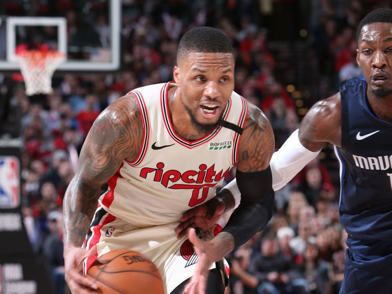 Lillard committed despite Blazers' struggles: 'I can weather the storm