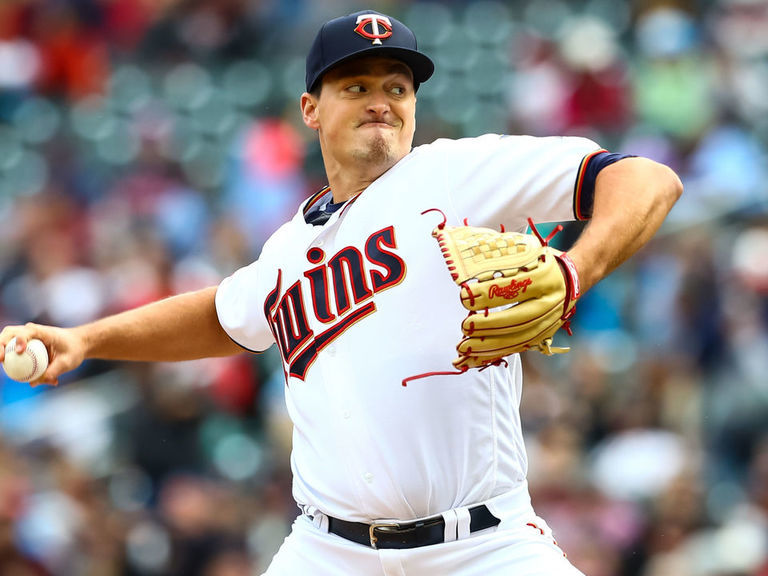 Twins trade Ryne Harper to Nationals