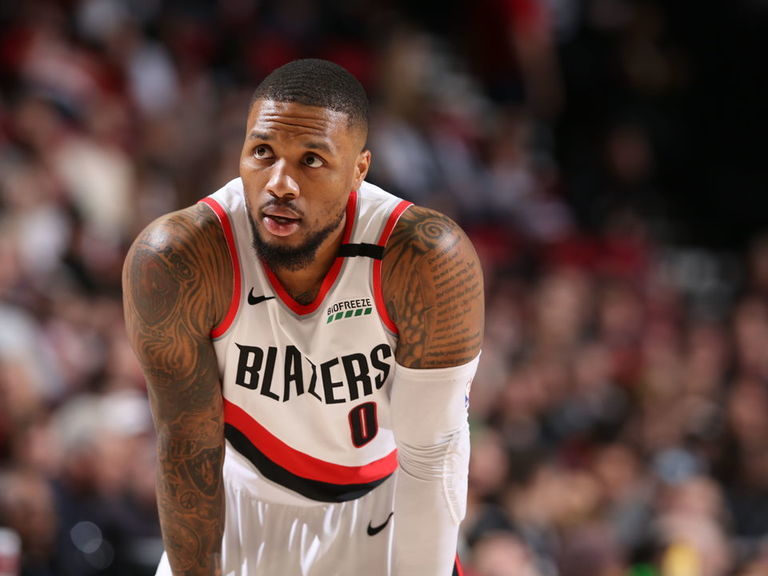 Lillard expects to miss 3, 4 games with groin strain