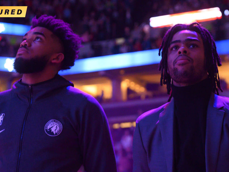 The Timberwolves lead the NBA in fresh starts