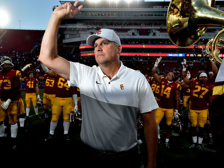 USC hires lauded assistants Sean Snyder, Donte Williams