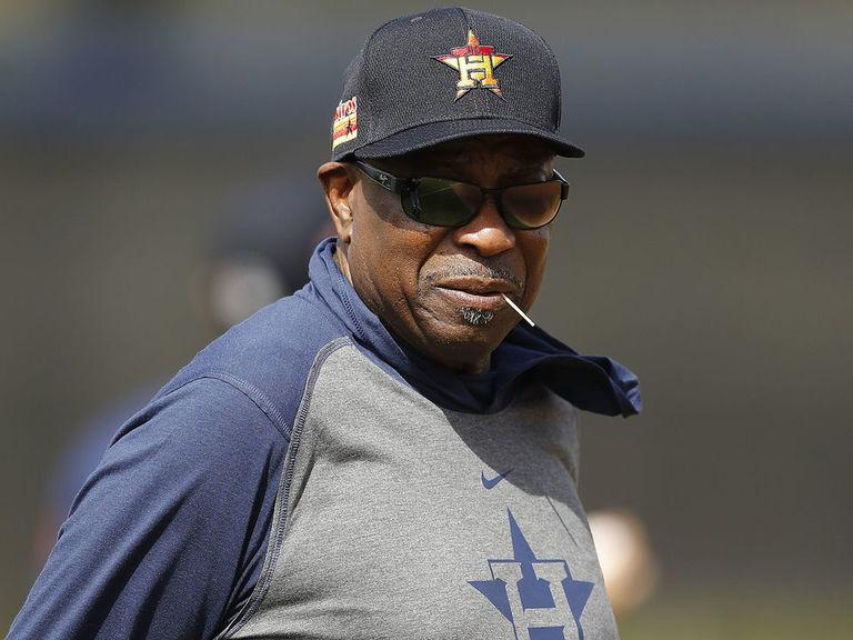 Baker asks MLB to prevent 'premeditated retaliation' against Astros