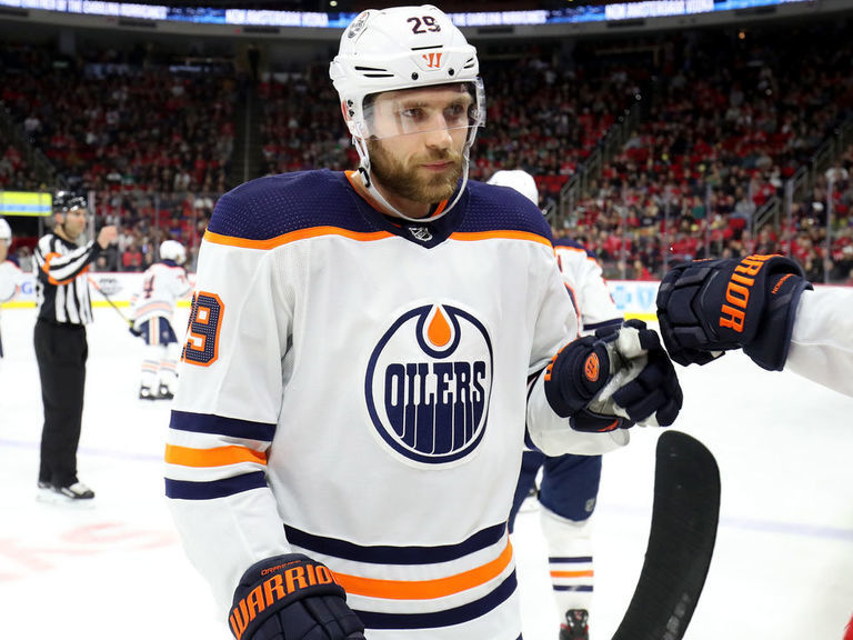 Red-hot Draisaitl chirps critics: People think 'I can only play with Connor'