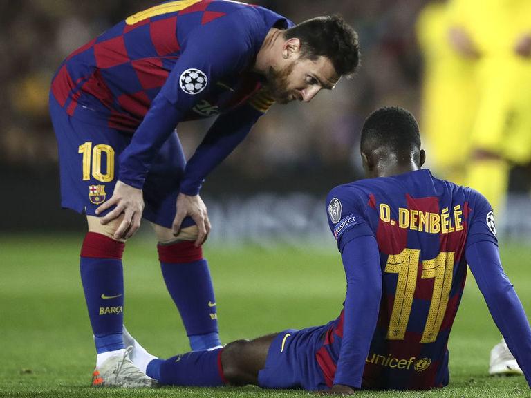 Report: Barcelona can sign striker outside of transfer window