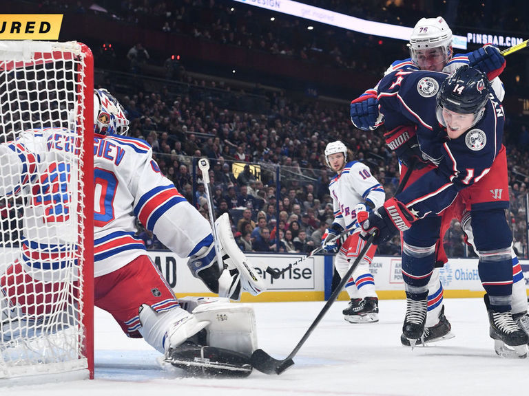 Injury-ravaged, goal-starved Blue Jackets fighting for each point