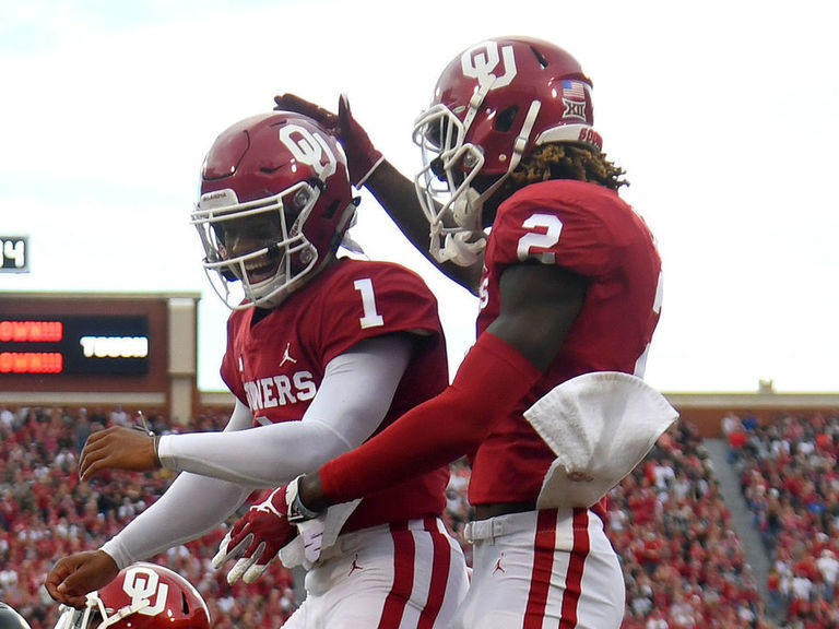 Kyler hopes Cardinals draft former Oklahoma teammate Lamb