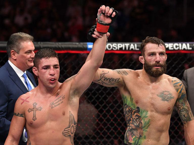Report: Fabia warned NAC that Sanchez might kill Chiesa at UFC 239