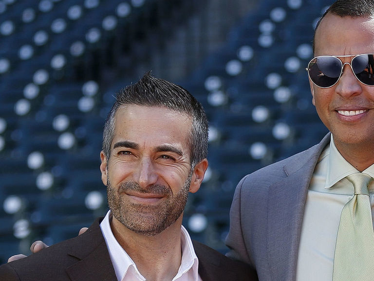 A-Rod, Vasgersian form 2-man Sunday Night Baseball booth
