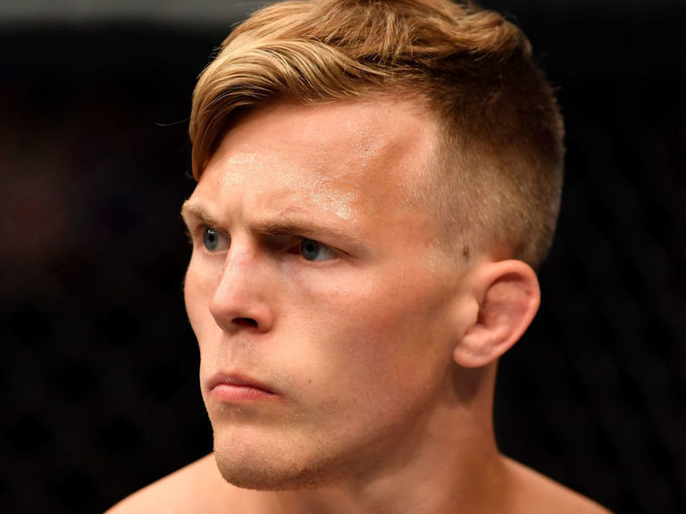 'TUF 27' winner Katona explains initial shock at UFC release