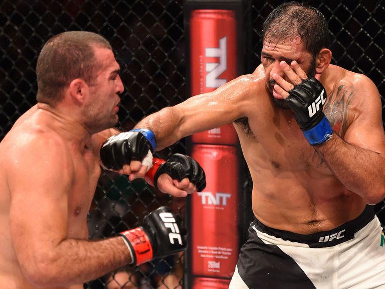 Rua-Nogueira 3 booked for UFC 250