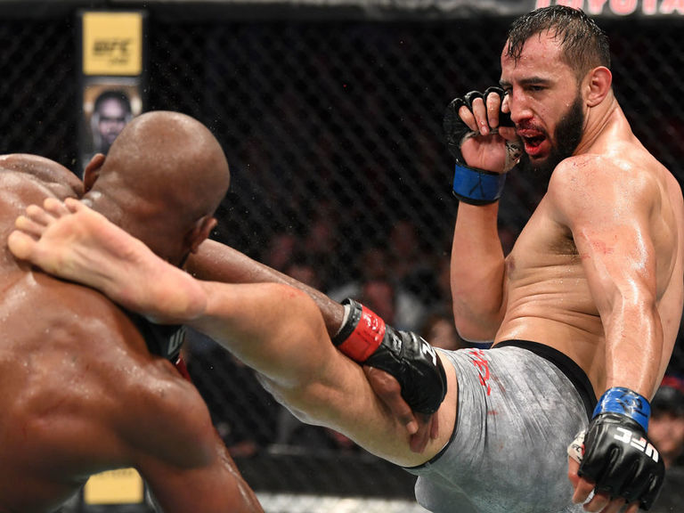 Rogan thinks Reyes 'would be even better' in rematch with Jones