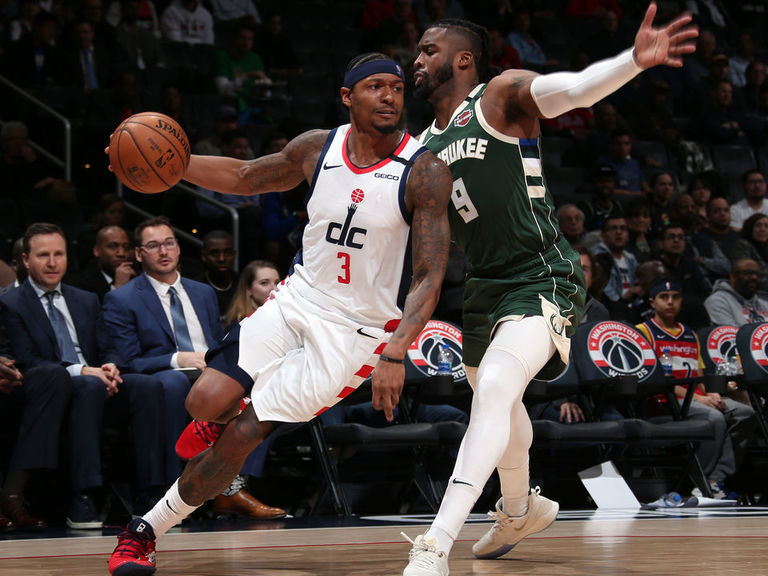 Bucks survive career-high 55 from Beal for 3rd straight win