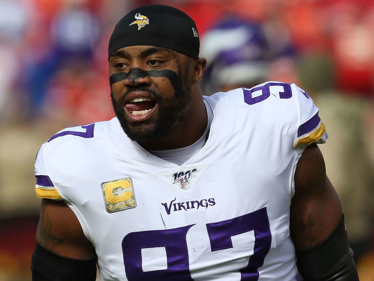Zimmer expects Griffen back with Vikings