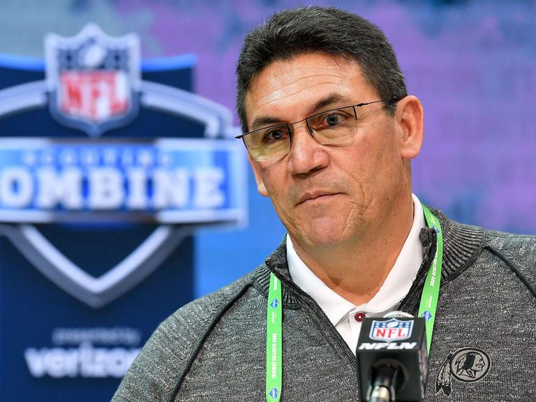 Rivera: 'Everything is an option' with 2nd overall pick