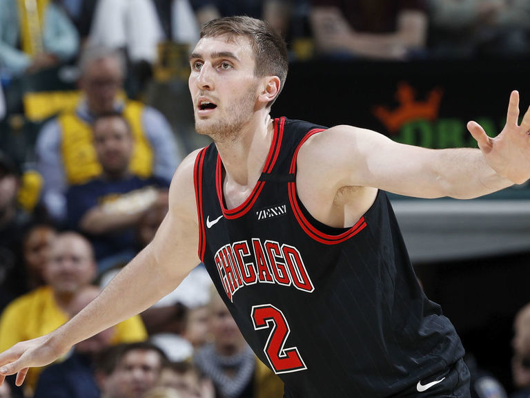 Bulls' Kornet to miss 6-8 weeks with ankle sprain, foot fracture