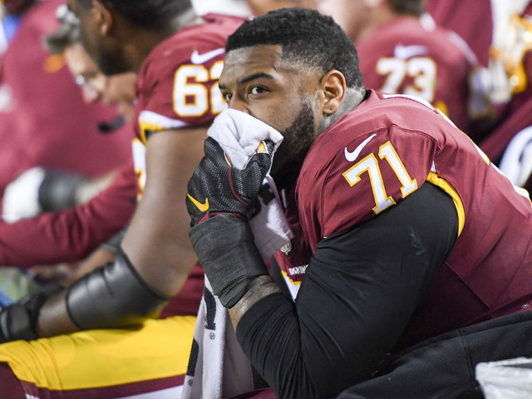 Report: Redskins' Williams wants new contract or trade