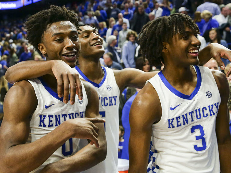 CBB weekend preview: Kentucky's offense peaking ahead of SEC clash