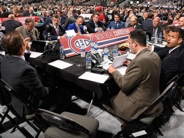 NHL assures Canadiens of future draft after postponement