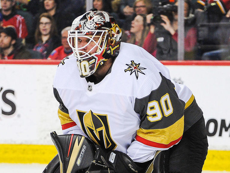 Golden Knights' Lehner sees 'zero percent chance' season can be saved