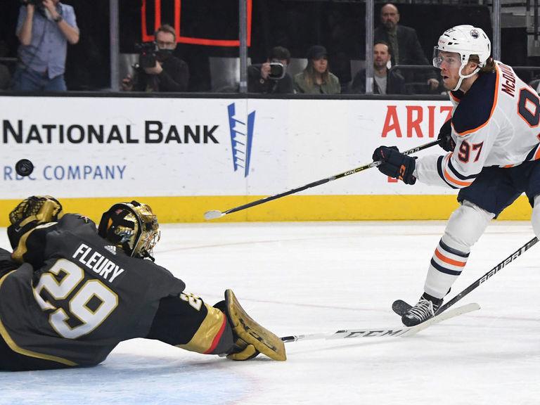 McDavid, Fleury don't think NHL should go straight into playoffs