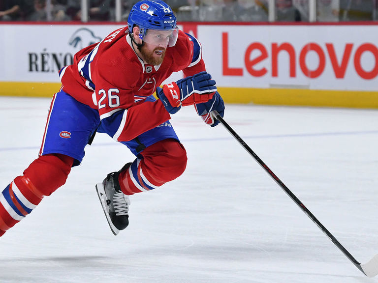 Habs' Petry, wife set up restaurant tabs to help hospital workers