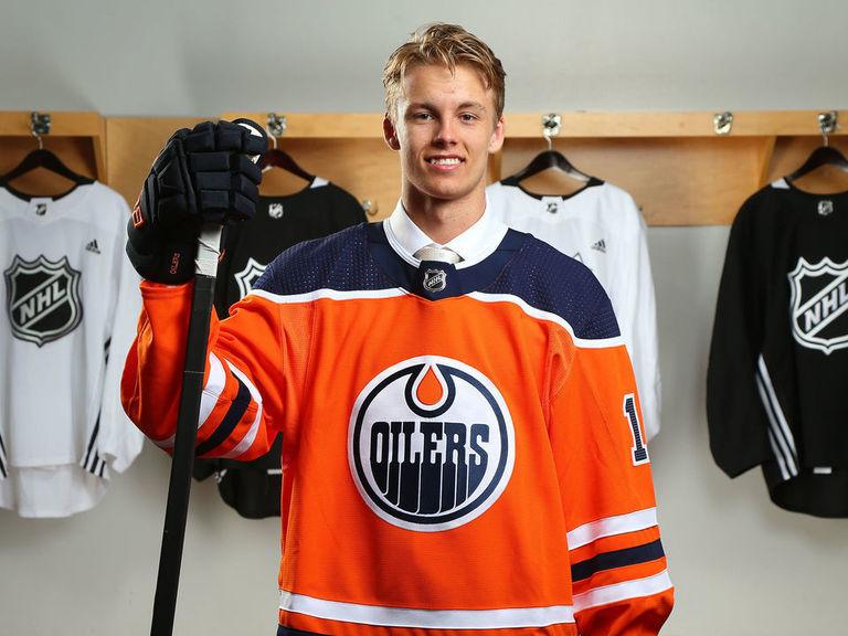 Report: Oilers' Broberg to remain in Sweden for 2020-21 season