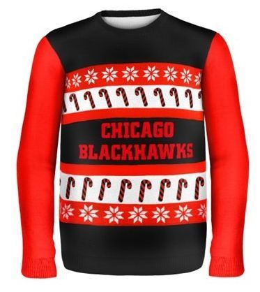 PHOTO: NHL releases line of truly awful team branded ugly holiday ...