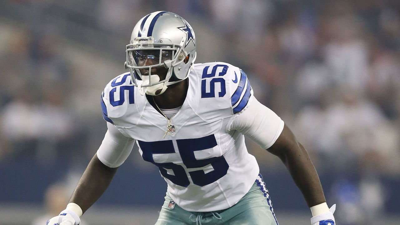 Report: Cowboys' Rolando McClain suspended 10 games