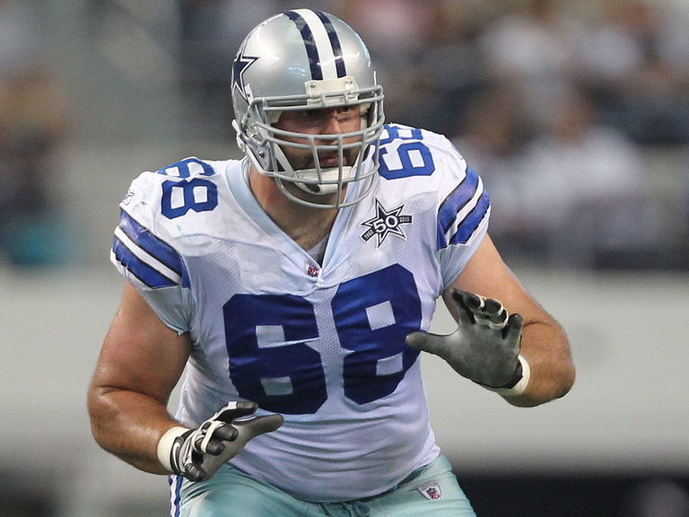 Report: Cowboys, Doug Free agree to 3-year, $15M deal